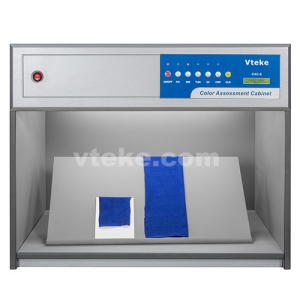 color matching light booth