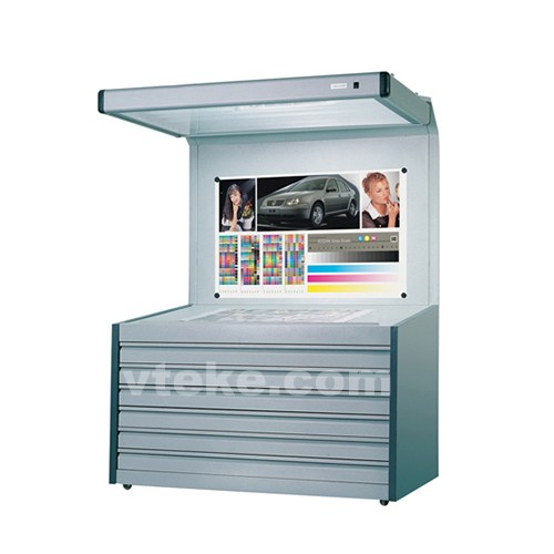 Color management viewing booth A1 size full size CPS-3 CPS-6