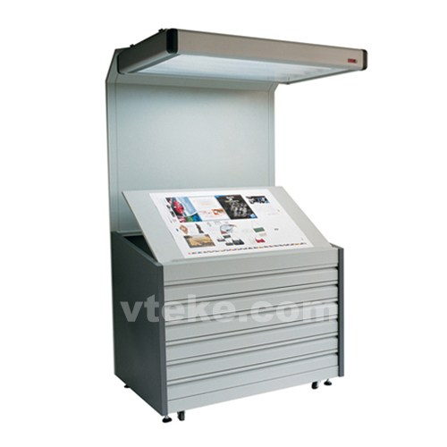 Color management viewing booth table rising CPS-3R CPS-6R
