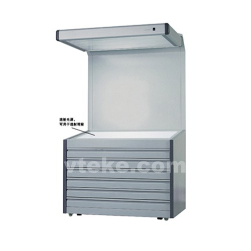 Color management viewing booth transmite table CPS-3T CPS-6T