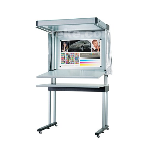 color viewing booth – executive viewing booth floor stand